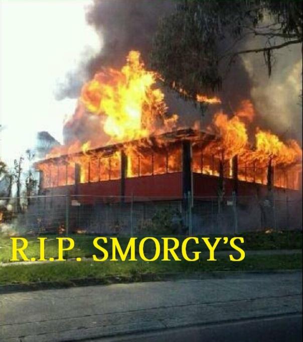 R.I.P Smorgies